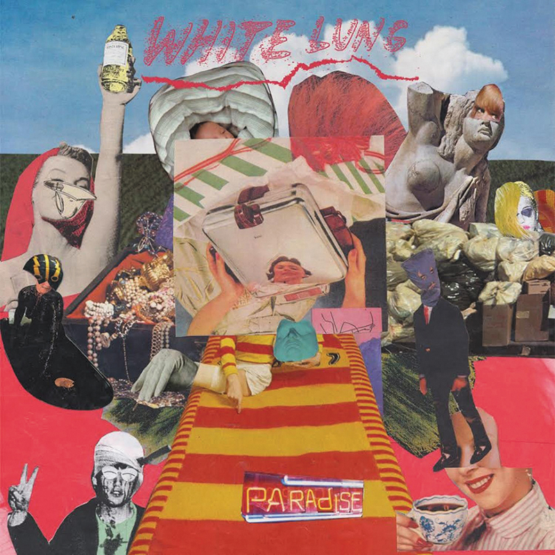 Review: White Lung – Paradise
