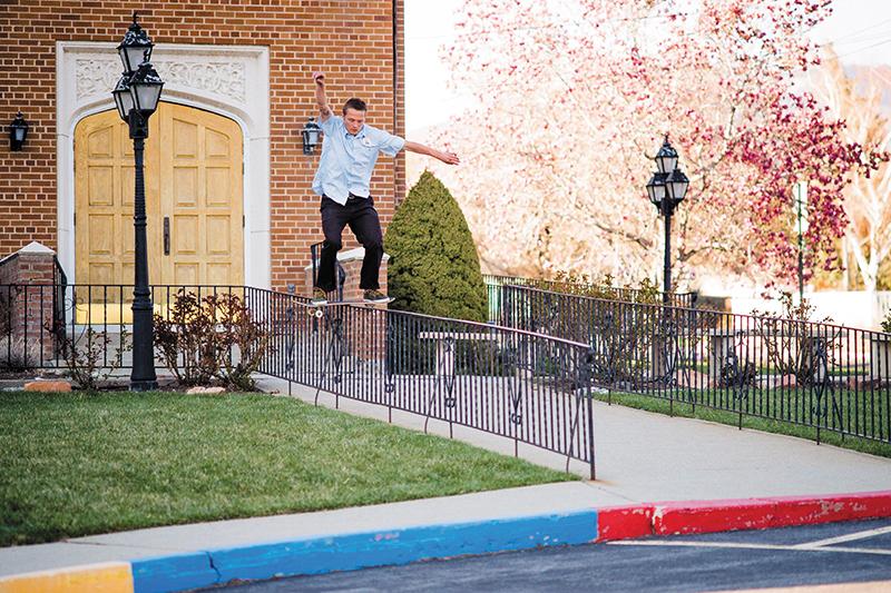 SLUG Skate Photo Feature: Sam Hubble