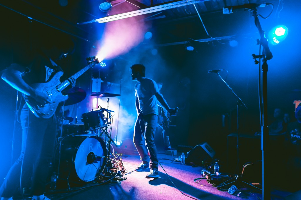 Ra Ra Riot @ Urban Lounge 04.03 with PWR BTTM, And the Kids