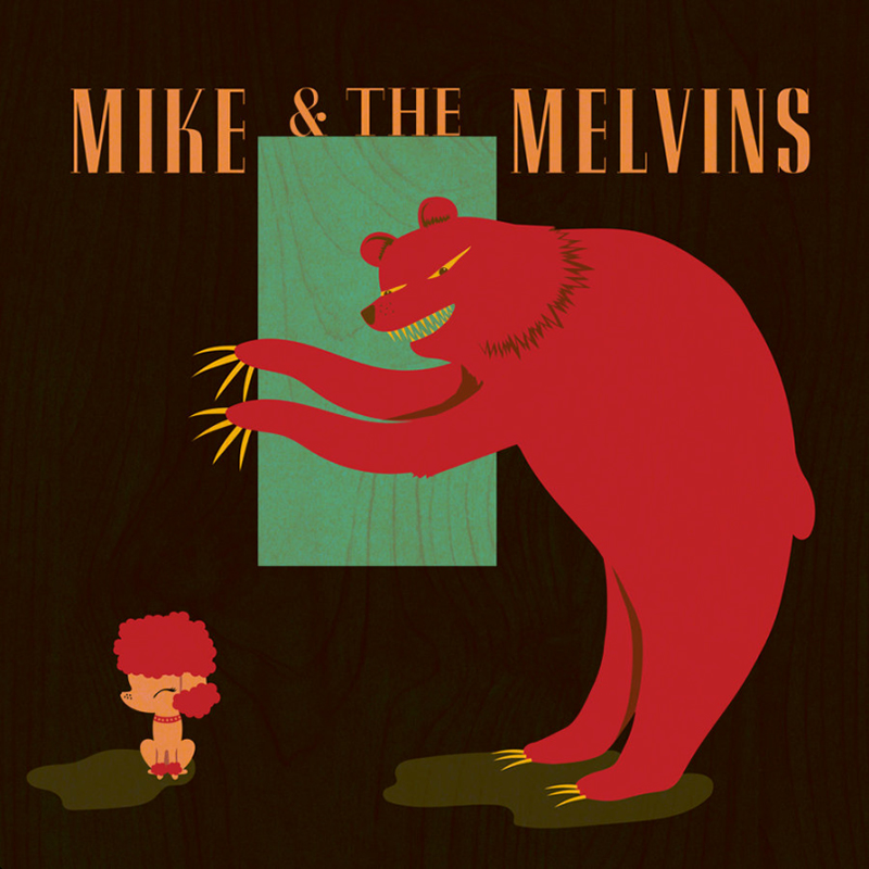 Review: Mike and the Melvins – Three Men And A Baby