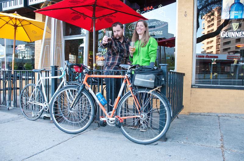 Tour de Brewtah: Suds, Spokes and Splore Unite
