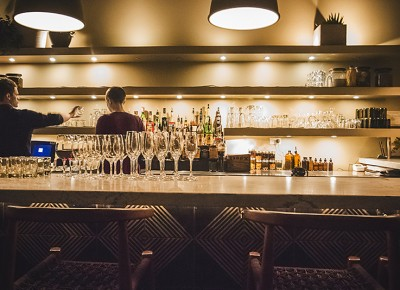 Get a seat at Handle as soon as you can—while they are still available. Photo: Talyn Sherer