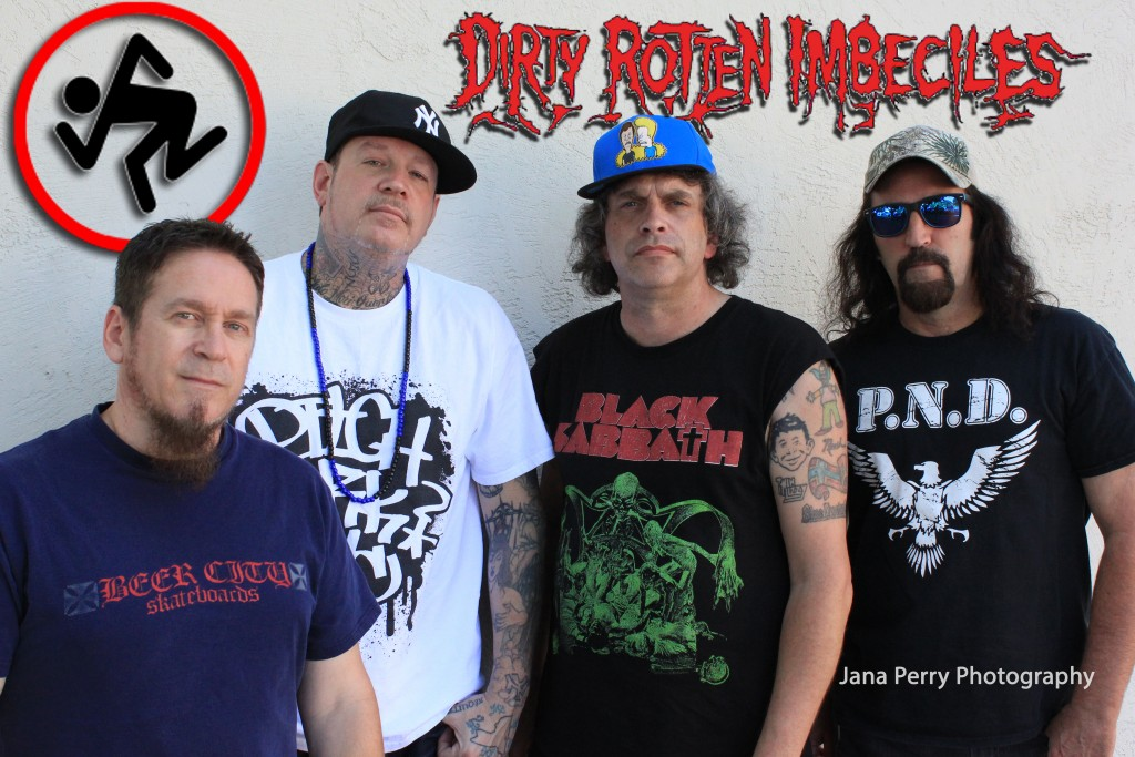 Slam-Tastic!: Dirty Rotten Imbeciles @ Club X 04.27 with X-Method, The Politician, CVPITVLS