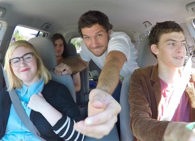 Comedians in Cars Eating Vegemite