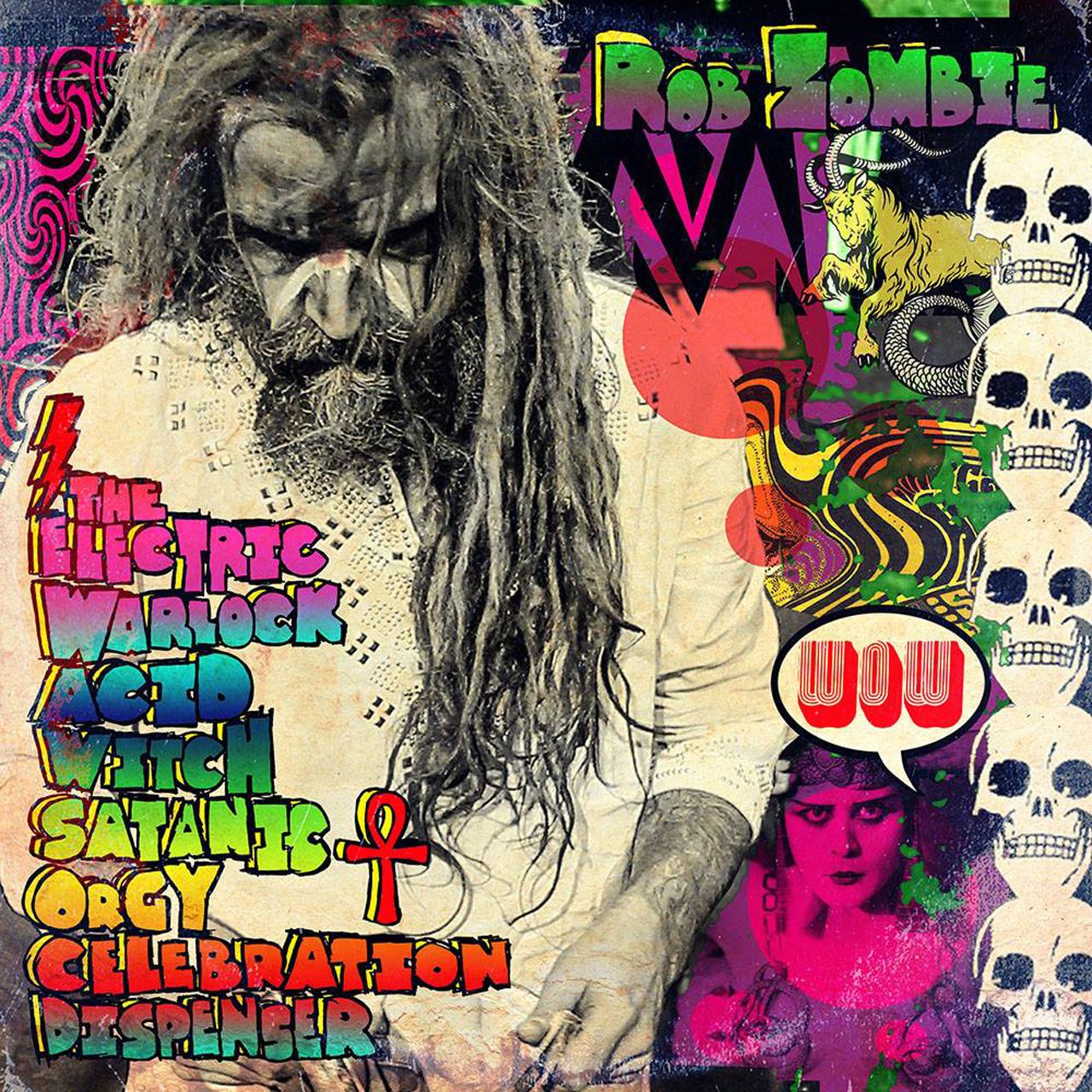 Rob Zombie – Electric Warlock
