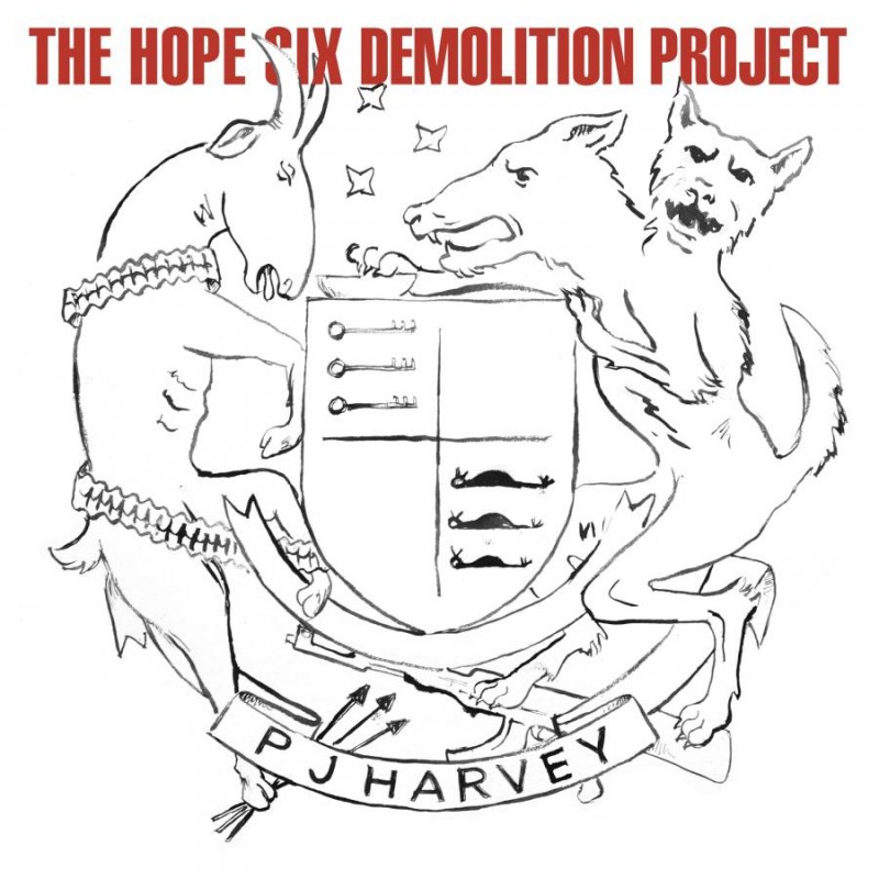 Review: PJ Harvey – The Hope Six Demolition Project