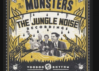The Monsters – The Jungle Noise Recordings