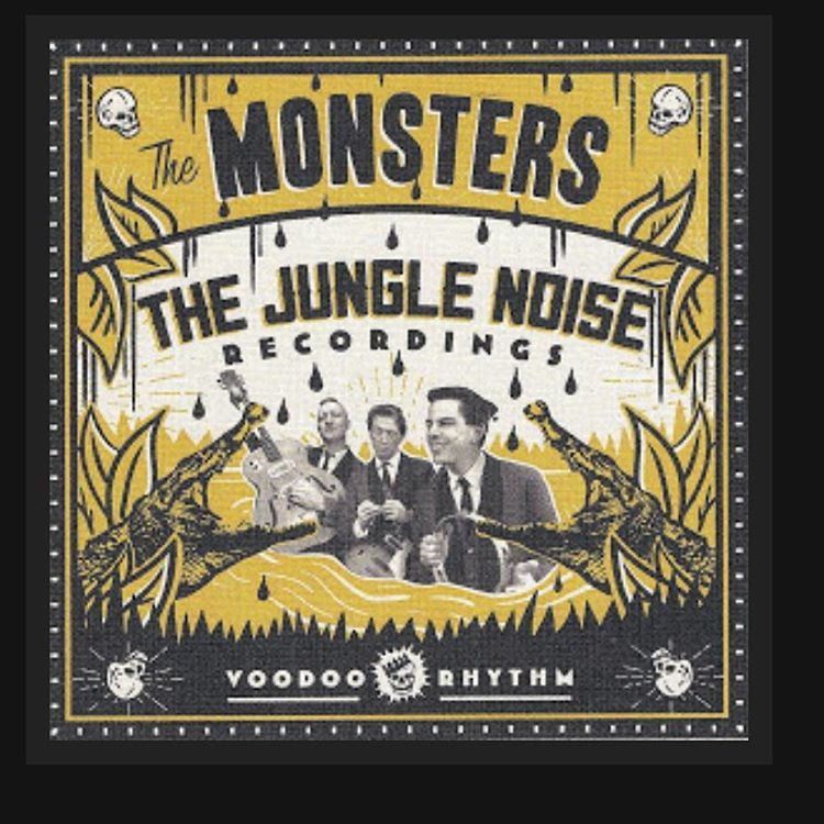 Review: The Monsters – The Jungle Noise Recordings