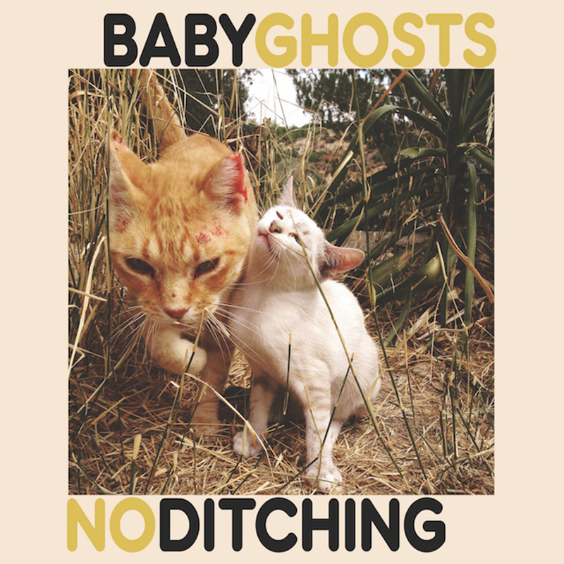 Local Review: No Ditching/Baby Ghosts – Split 7""