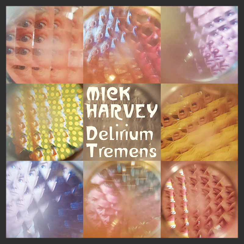 Review: Mick Harvey – Delirium Tremens