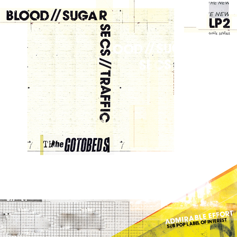 Review: The Gotobeds Blood // Sugar // Secs // Traffic