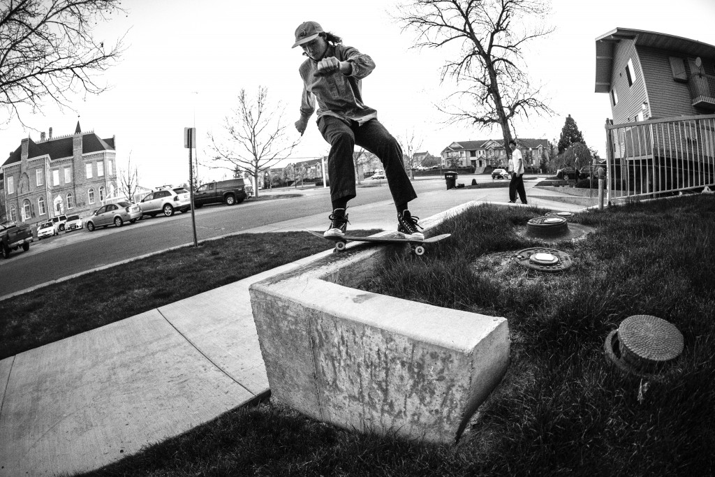 SLUG Skate Photo Feature: Seth Haupt