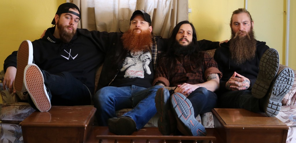 Rock and Roar: Shawn James and the Shapeshifters