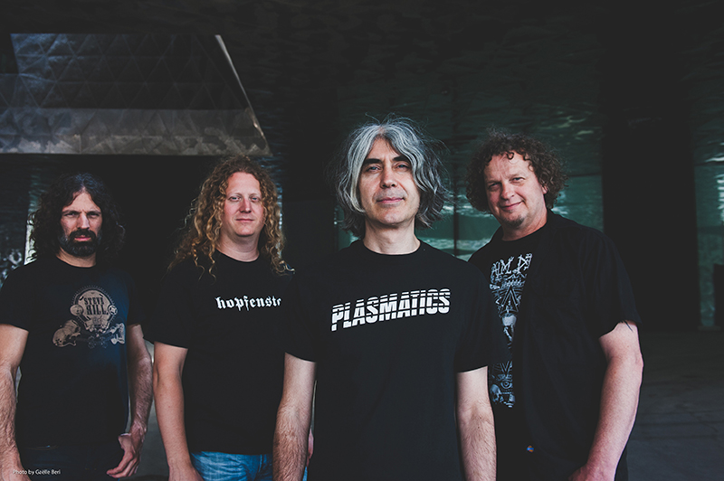 Climbing the Forever Mountain with Voivod's Dan Chewy Mongrain