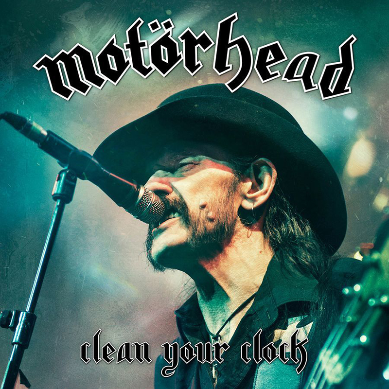 Review: Motörhead – Clean Your Clock