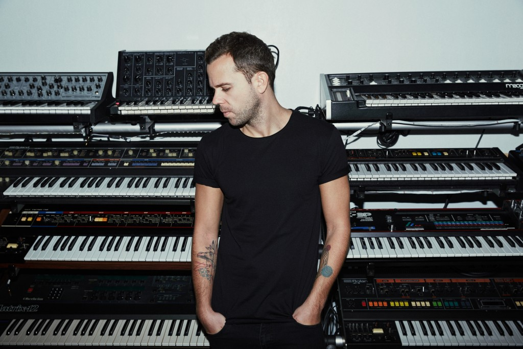 M83, Bob Moses @ The Saltair 05.30