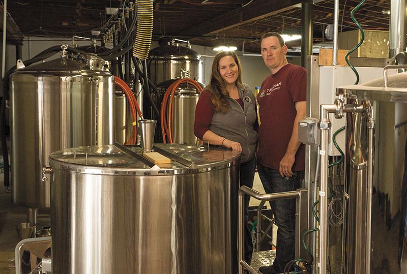 Better Than Busch League: Talisman Brewing Company