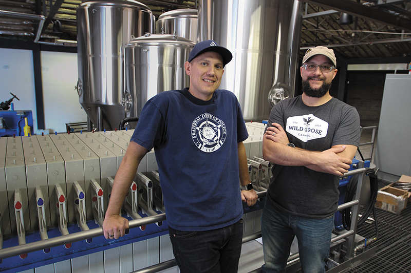 KiiTOS BREWING: A Different Kind of Green Beer