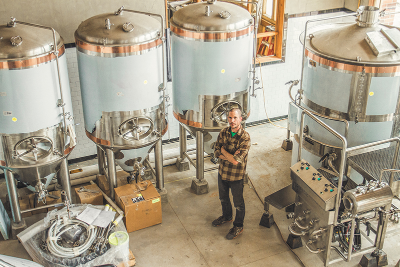 The New Guard of Utah Breweries: Strap Tank Brewing Co.