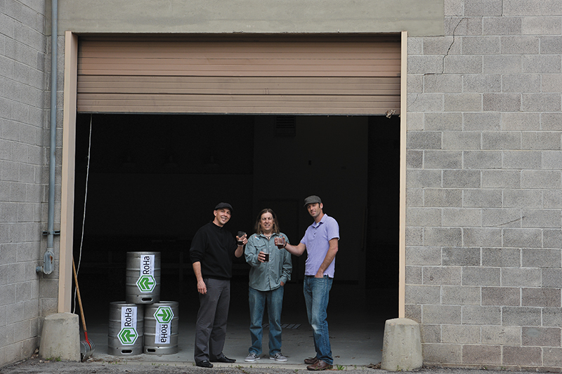The Beer is Easy: RoHa Brewing Project