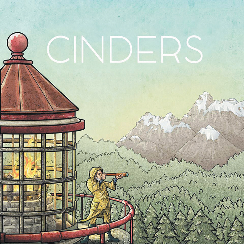 Local Review: Cinders – Self-titled