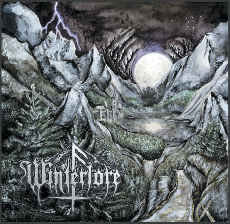 Local Review: Winterlore – Self-titled