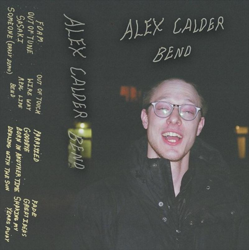 Review: Alex Calder – Bend