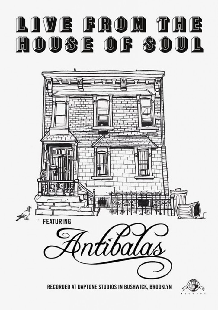 Review: Antibalas–Live from the House of Soul