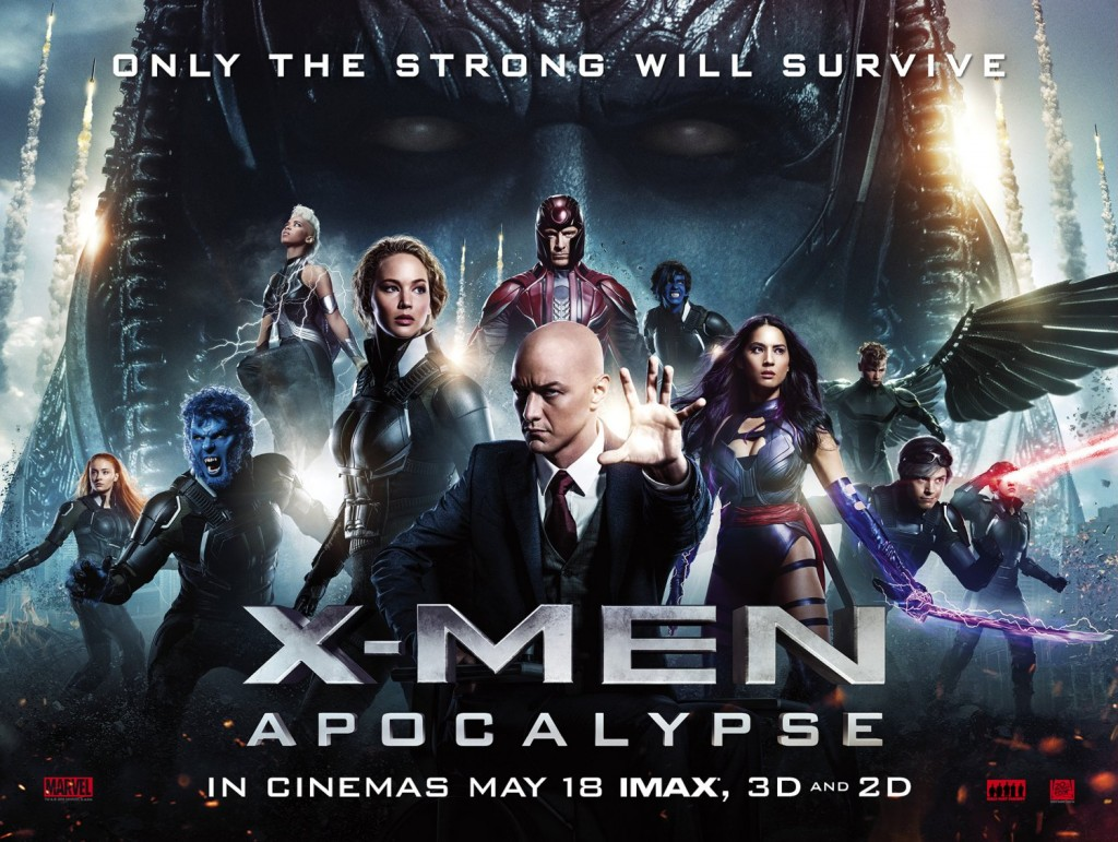 Film Review: X-Men: Apocalypse