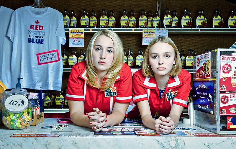 Movie Reviews: Yoga Hosers