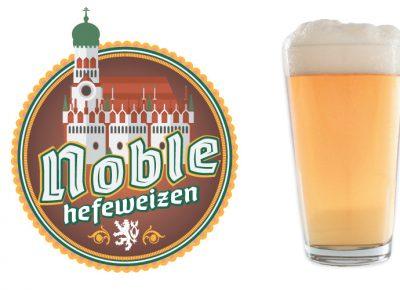 Bohemian Brewery – Noble Hefeweizen