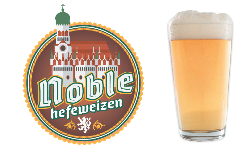 Beer of the Month: Noble Hefeweizen