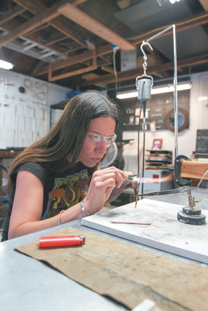 Annika Quinn Jewelry: Craft Lake City Artisan