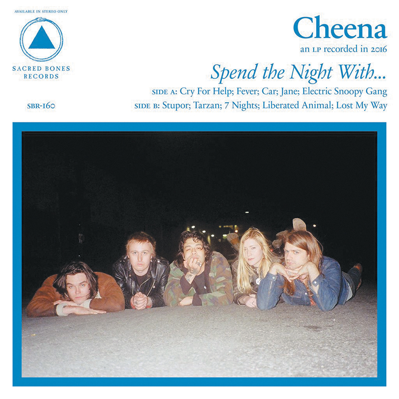 Review: Cheena – Spend the Night With…