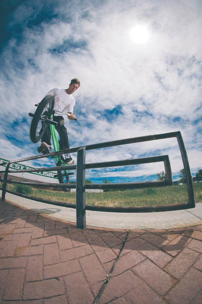 SLUG BMX Photo Feature: Ty Andersen
