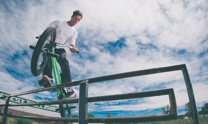 Ty Anderson – Crank Arm Grind – Sandy, Utah