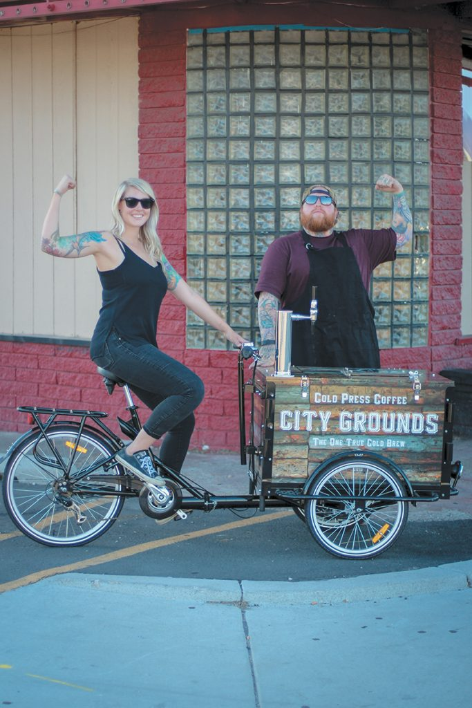 City Grounds: Craft Lake City Craft Food