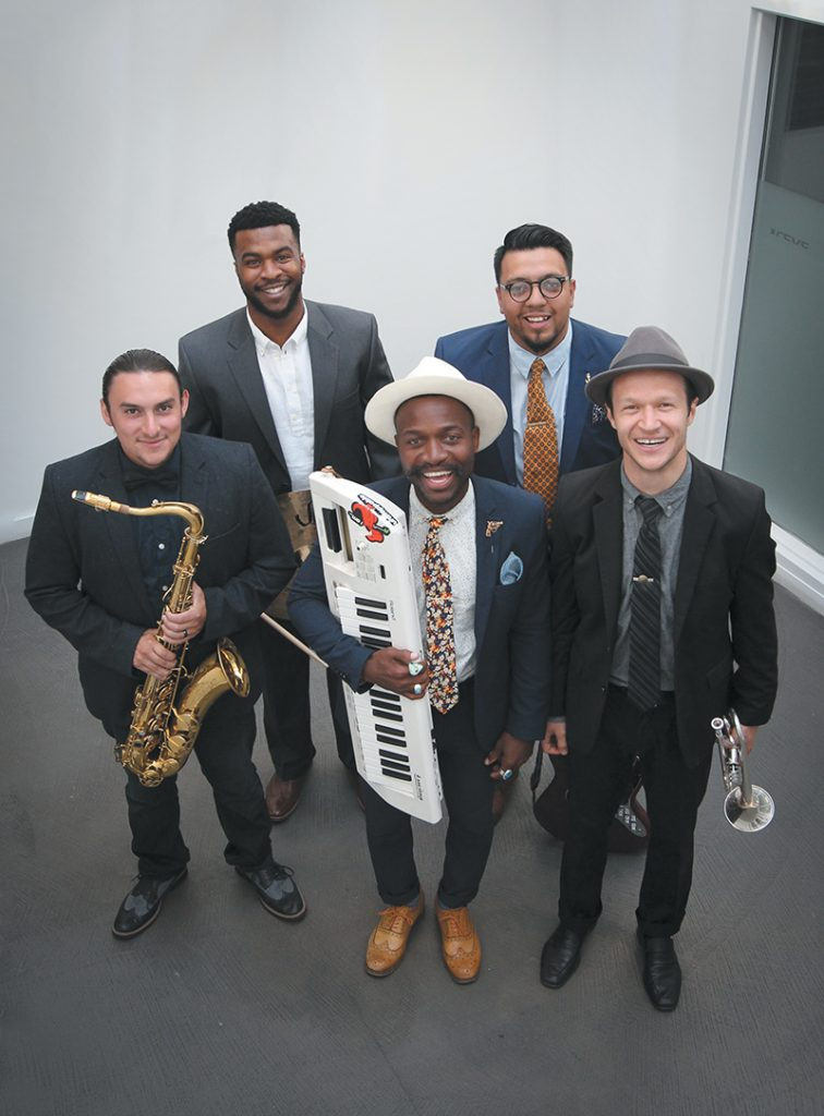 Joshy Soul and the Cool: Craft Lake City Performer