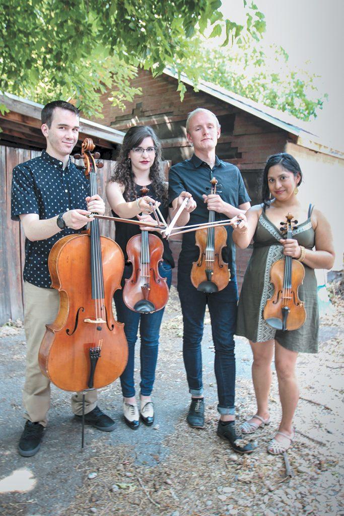 Michele Medina's Chamber Musicians: Craft Lake City Performer