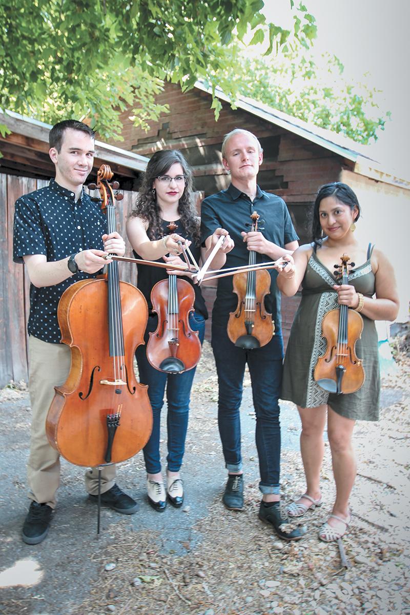 Michele Medina's Chamber Musicians