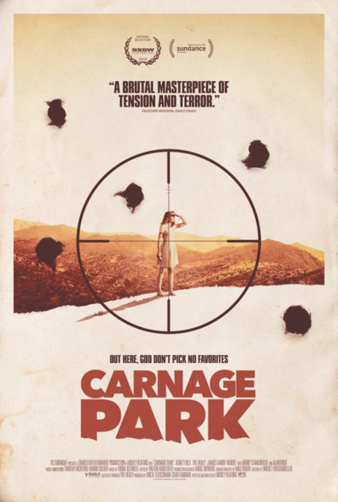 Movie Review: Carnage Park