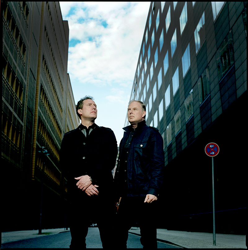Paul Humphreys + Orchestral Manoeuvres in the Dark: The Future, the Past and Forever After