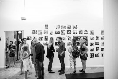 Studio Elevn showcased photographs from previous campaigns, creative projects and more. Photo: @Dan_Sammons