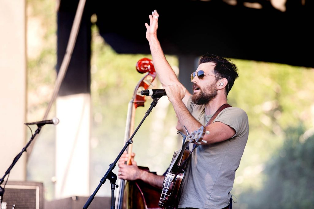 The Avett Brothers, Cory Mon @ Red Butte Amphitheater 07.26