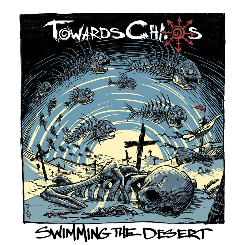 Local Review: Towards Chaos – Swimming The Desert