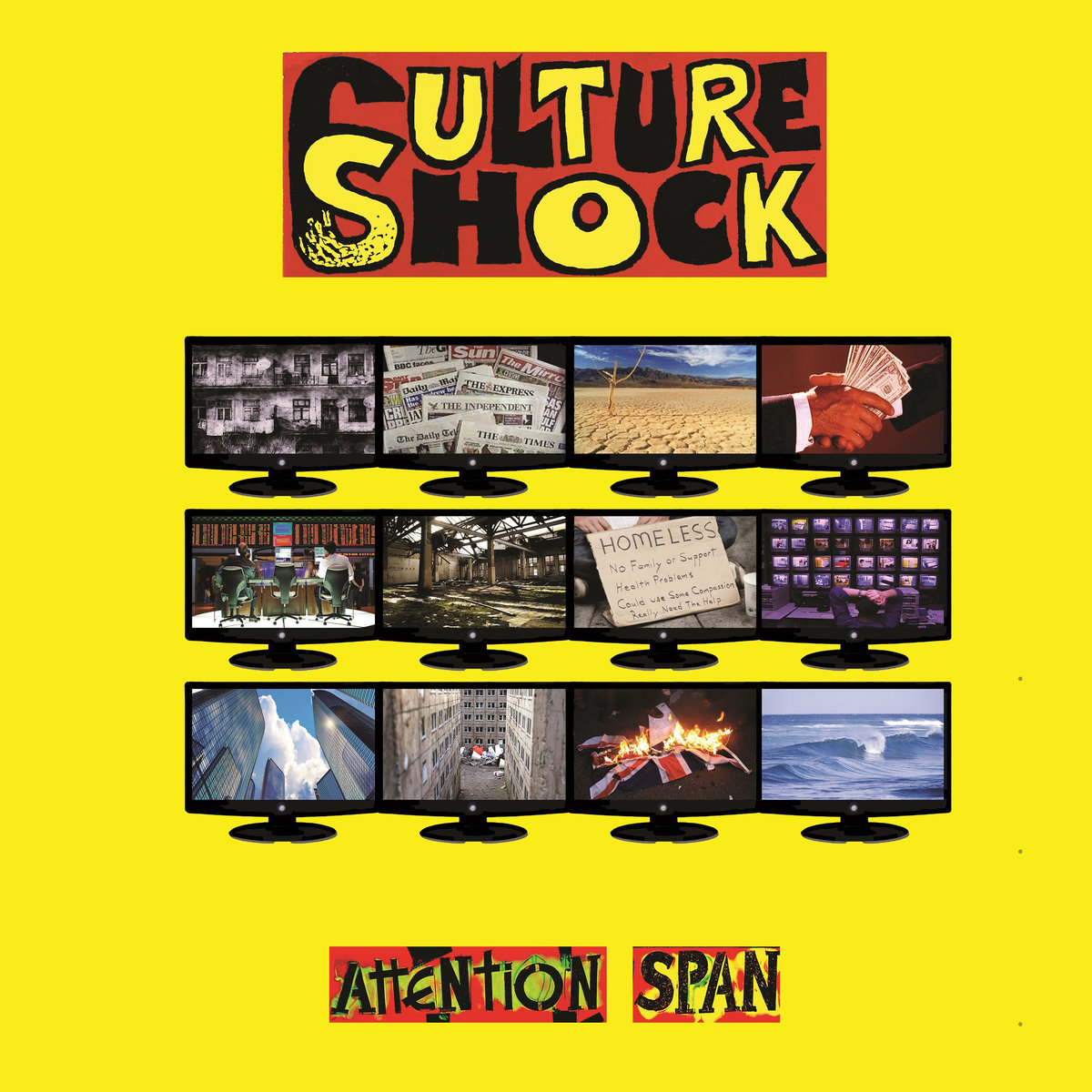 Culture Shock – Attention Span
