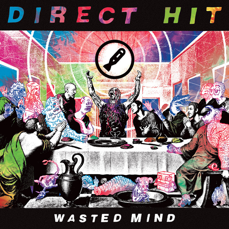 Review: Direct Hit – Wasted Mind