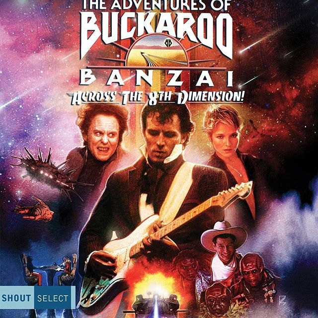 Review: The Adventures of Buckaroo Banzai Across the 8th Dimension