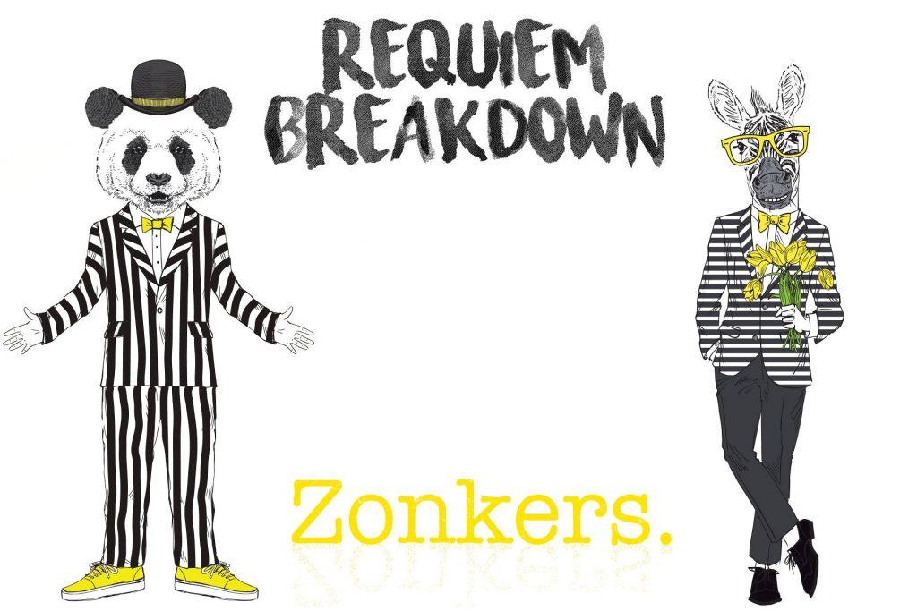 Local Review: Requiem Breakdown – Zonkers