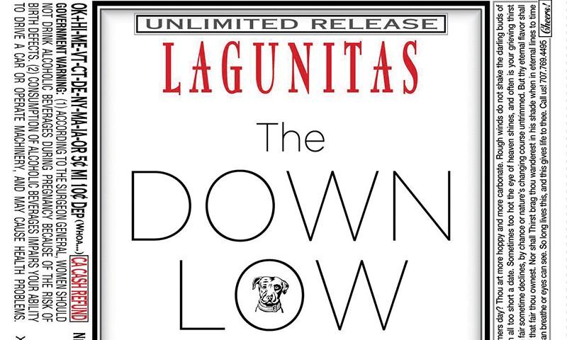The Down Low - Lagunitas Brewing Company